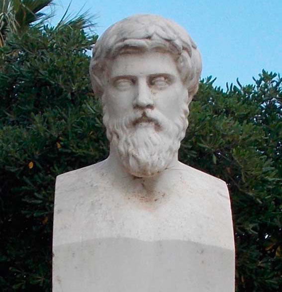 plutarch bust