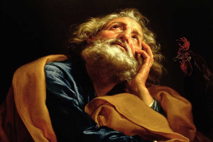 """Завещание апостола"": 2-е Послание апостола Петра"